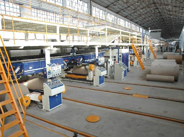 West River Oluklu Üretim Hatları - Oluklu Üretim Hattı - Mitra Endüstri Ürünleri Sanayi Ticaret A.Ş. | 0212 347 47 40
